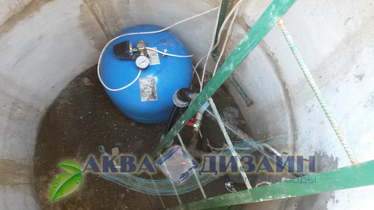 Как сделать гидроаккумулятор для воды