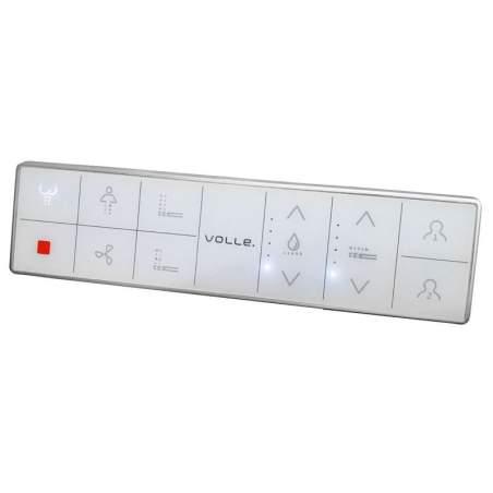 Умный унитаз-биде Volle NEMO Rimless подвесной с электронным управлением (сенсорный пульт) 13-17-777 - 2