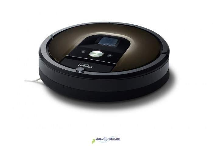 Робот-пылесос iRobot Roomba 980 - 4