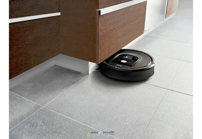 Робот-пылесос iRobot Roomba 980 - 7