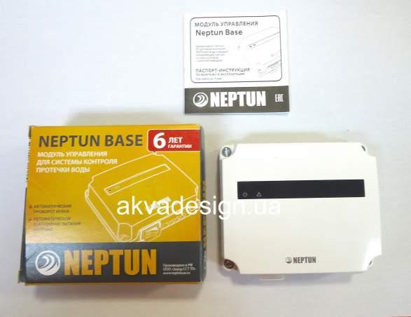 Модуль управления системой защиты от протечек воды Neptun Bugatti Base - 1