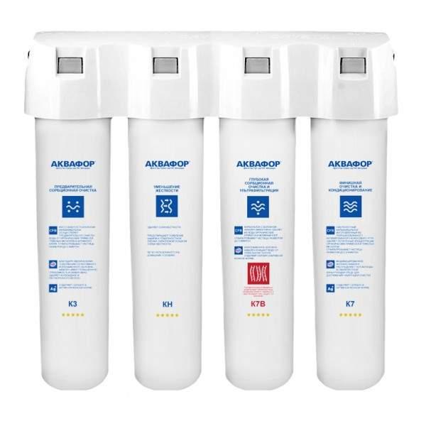 Тройная система очистки Аквафор Кристалл ЕКО-Н-А - 1
