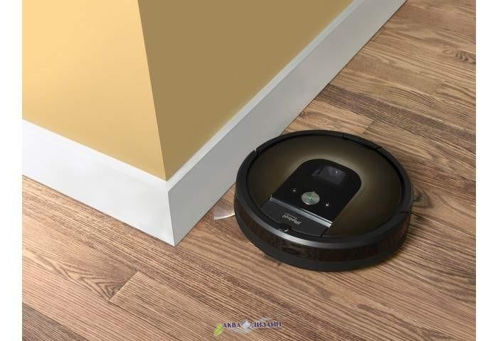 Робот-пылесос iRobot Roomba 980 - 8