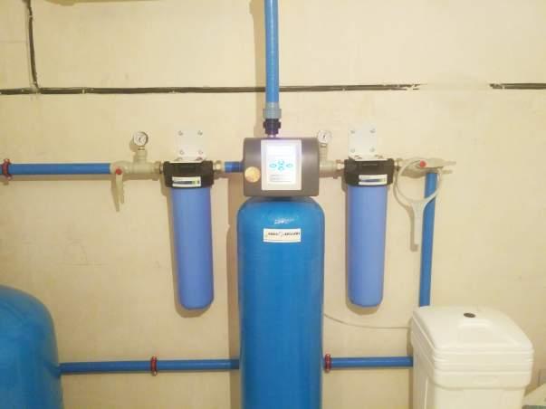 Фильтр комплексной очистки воды для дома ADK 1252 MIX - 1