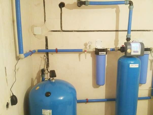 Фильтр комплексной очистки воды для дома ADK 1252 MIX - 2