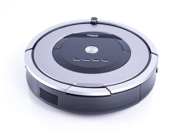 Робот-пылесос iRobot Roomba 886 - 1
