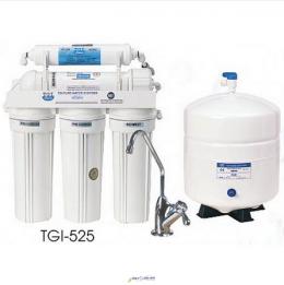Система обратного осмоса TGI-525 P (Pump, помпа давления воды) США